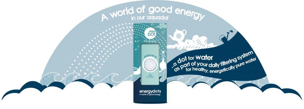 EnergyDOTS NL aquaDOT Banner