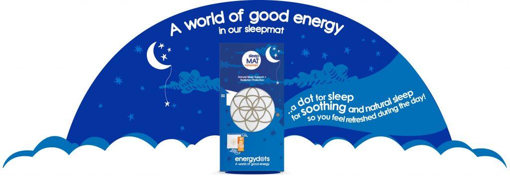 EnergyDOTS NL sleepDOT Banner